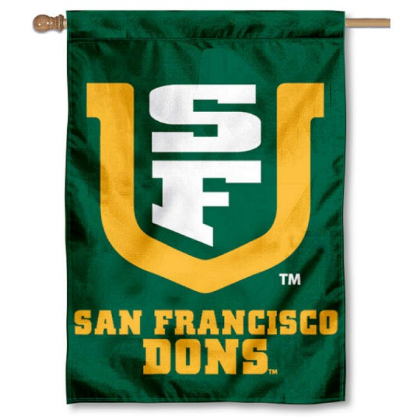 USF Dons House Flag