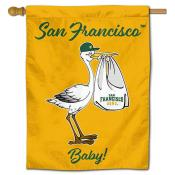 USF Dons New Baby Banner