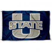USU Aggies Flag