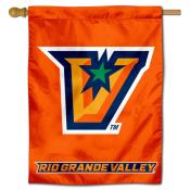 UT Rio Grande Valley Vaqueros House Flag