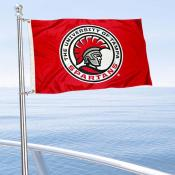 UT Spartans Boat Nautical Flag