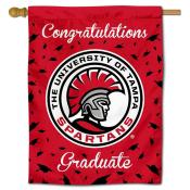 UT Spartans Graduation Banner