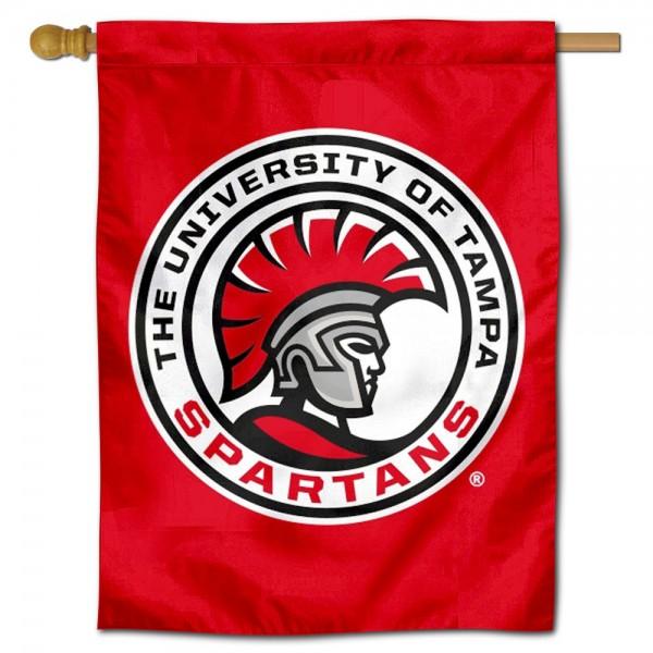 UT Spartans House Flag