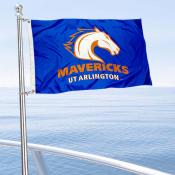 UTA Mavericks Boat Nautical Flag