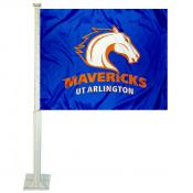 UTA Mavericks Car Flag