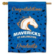 UTA Mavericks Graduation Banner