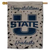 Utah State Aggies Graduation Banner