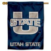 Utah State Aggies House Flag