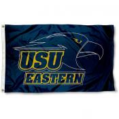 Utah State Eastern Golden Eagles Flag