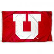 Utah Utes Big U Flag