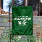 Utah Valley University Double Sided Garden Flag