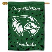 Utah Valley Wolverines Graduation Banner