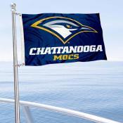 UTC Mocs Boat Nautical Flag