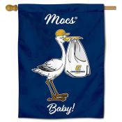UTC Mocs New Baby Banner