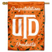 UTD Comets Graduation Banner