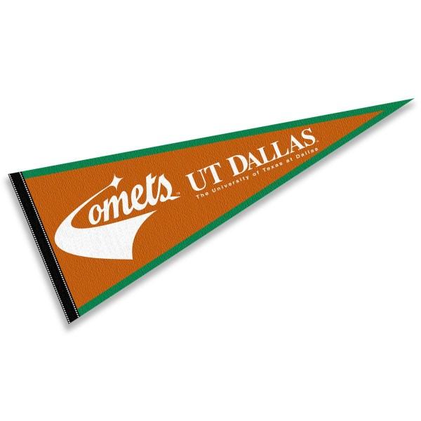 UTD Comets Pennant