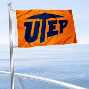 UTEP Boat Nautical Flag