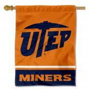 UTEP House Flag