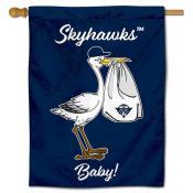 UTM Skyhawks New Baby Banner