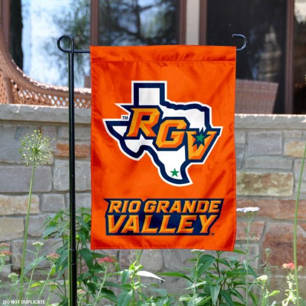 Utrgv Vaqueros Garden Banner And Yard Flags For Utrgv Vaqueros