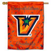 UTRGV Vaqueros Graduation Banner