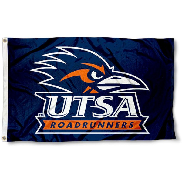 UTSA Roadrunners Flag