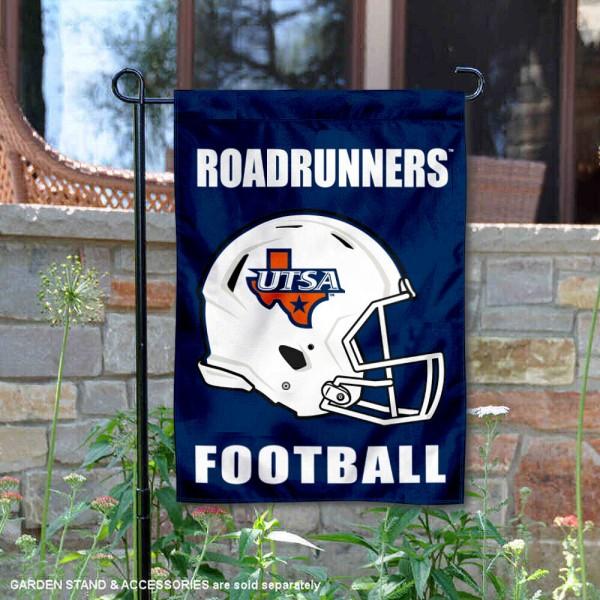 UTSA Roadrunners Football Garden Flag