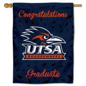 UTSA Roadrunners Graduation Banner
