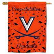 UVA Cavaliers Graduation Banner