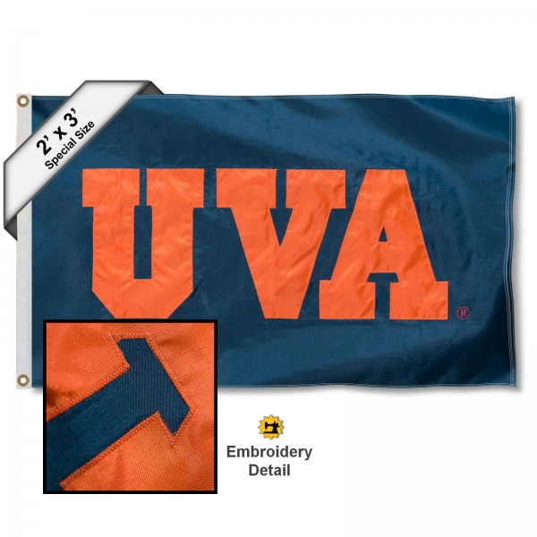 UVA Cavs 2x3 Flag