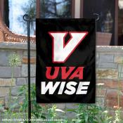 UVA-Wise Cavaliers Logo Double Sided Garden Flag