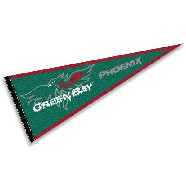 UW Green Bay Phoenix Pennant
