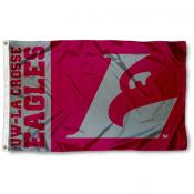 UW LaCrosse Eagles Flag