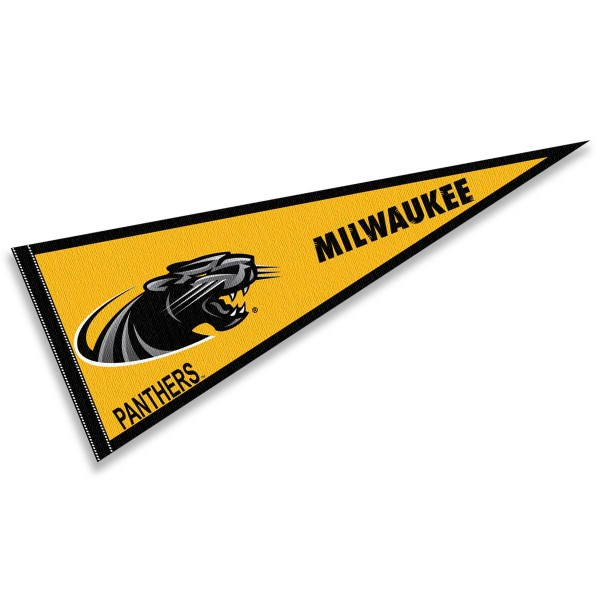 UW Milwaukee Panthers Pennant