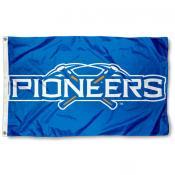 UW Platteville Pioneers 3x5 Foot Flag