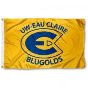 UWEC Blugolds 3x5 Foot Flag