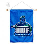 UWF Argonauts Small Wall and Window Banner
