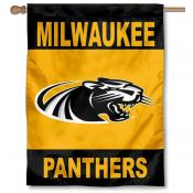 UWM Panthers House Flag