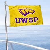 UWSP Pointers Boat Nautical Flag