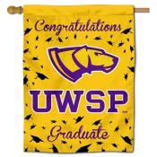 UWSP Pointers Graduation Banner