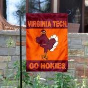 Va Tech Hokies Yard Flag