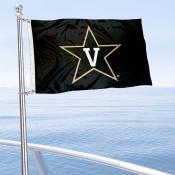 Vanderbilt Commodores Boat Nautical Flag