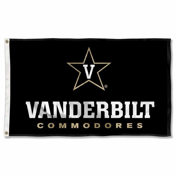 Vanderbilt Commodores Flag