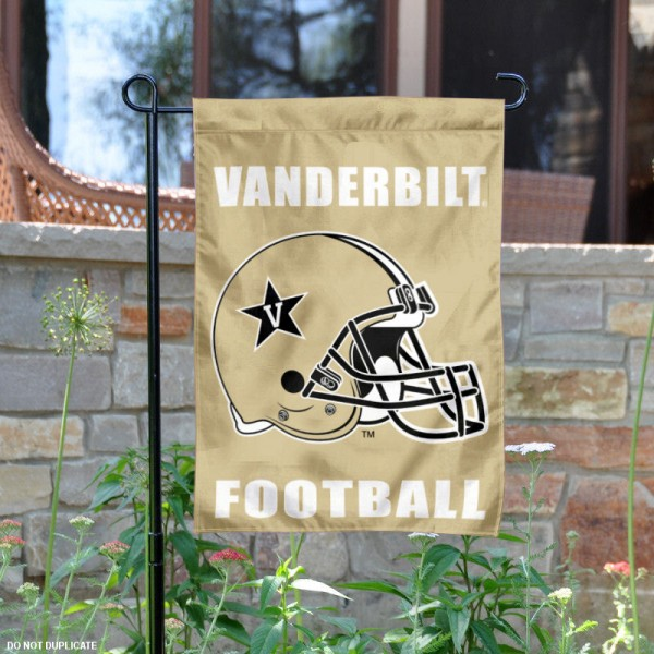 Vanderbilt Commodores Football Garden Flag