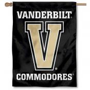 Vanderbilt Commodores House Flag