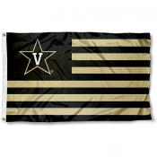 Vanderbilt Commodores Nation Flag