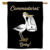 Vanderbilt Commodores New Baby Banner
