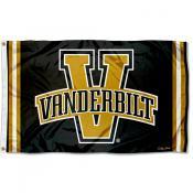 Vanderbilt Commodores Retro Vintage 3x5 Feet Banner Flag