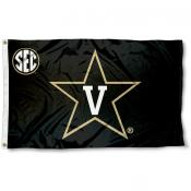 Vanderbilt Commodores SEC Flag