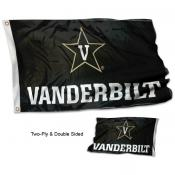 Vanderbilt Commodores Two-Sided 3x5 Foot Flag